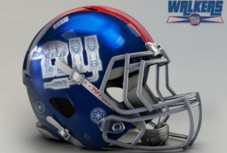 Cascos NFL versión Star Wars - Grupo Milenio