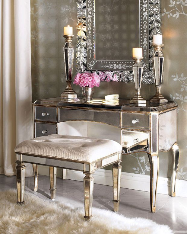 Mirrors are a very important piece for any room decoration because, in the end, a wall mirror can create visually bigger and brighter spaces   Discover more master bedroom ideas: http://masterbedroomideas.eu/