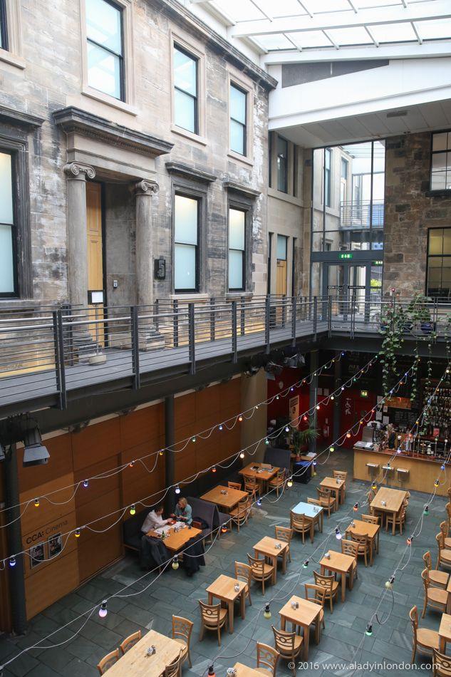 Centre for Contemporary Arts, Glasgow, Scotland