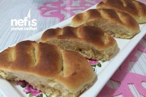 Alman Ekmeklerim (Milchbrötchen) Tarifi