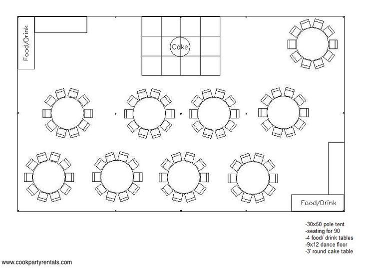 30 x 50 Tent Layout 3 u0026 Seating  sc 1 st  Pinterest & 20 best Tent sizes images on Pinterest | Tent Tents and Marriage ...