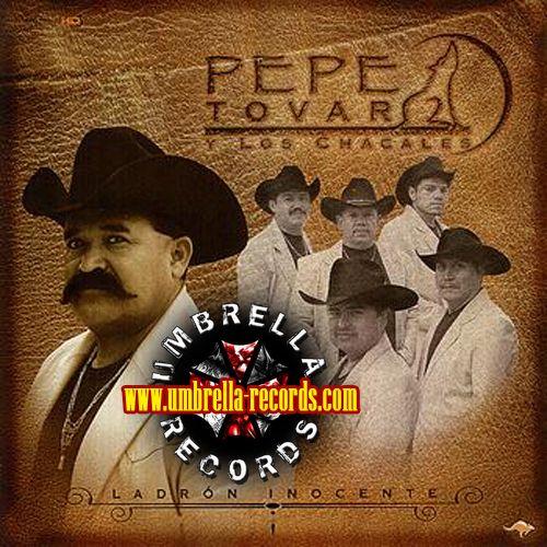 los+chacales+de+pepe+tovar | Umbrella Records: Los Chacales De Pepe Tovar - Ladron Inocente