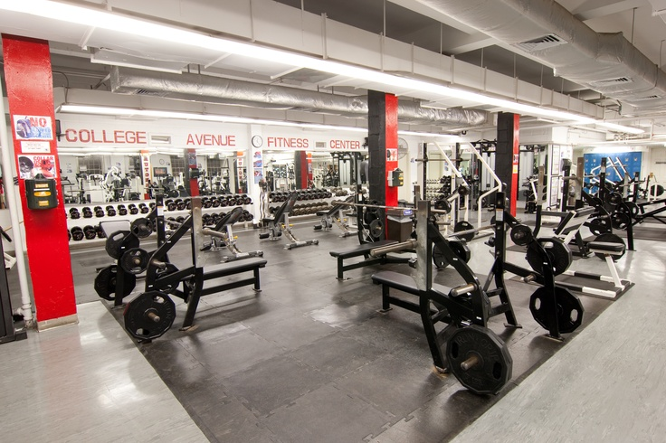 College Avenue Fitness Center Fitness Center Fitness Club Fitness