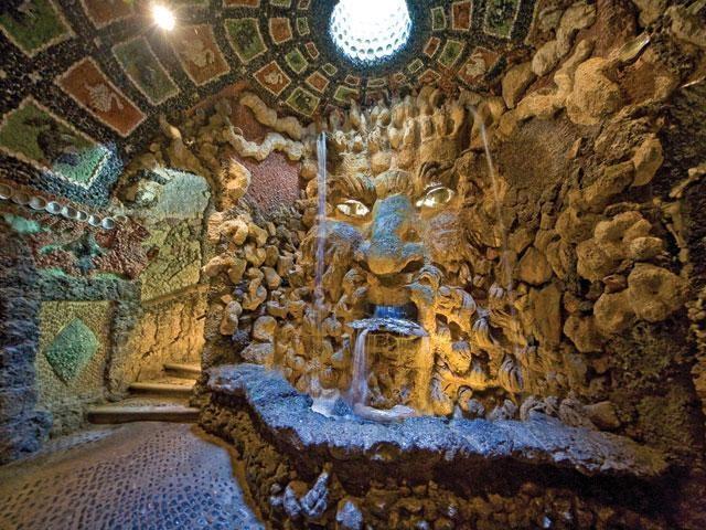Shell Grotto At Leeds Castle Mosaics Pinterest See