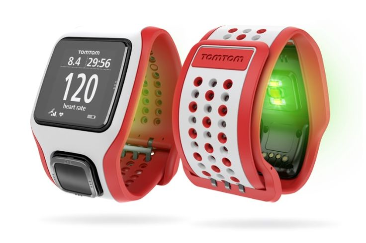 TomTom Runner Cardio GPS Watch  Price: $TBA