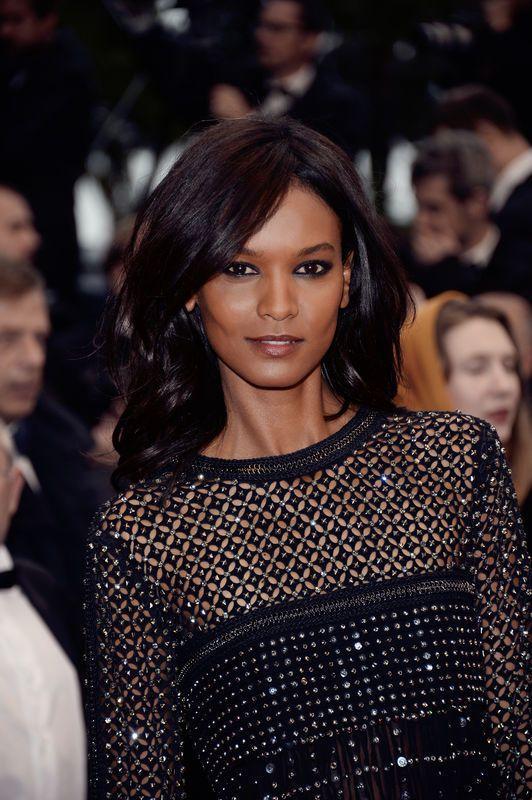 Cannes 2013 - najpiękniejsze fryzury z czerwonego dywanu,Liya Kebede fot. materiały prasowe L'oreal