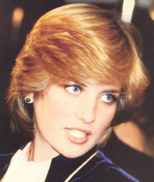 17 Best Images About Princess Diana's Hair Styles On Pinterest