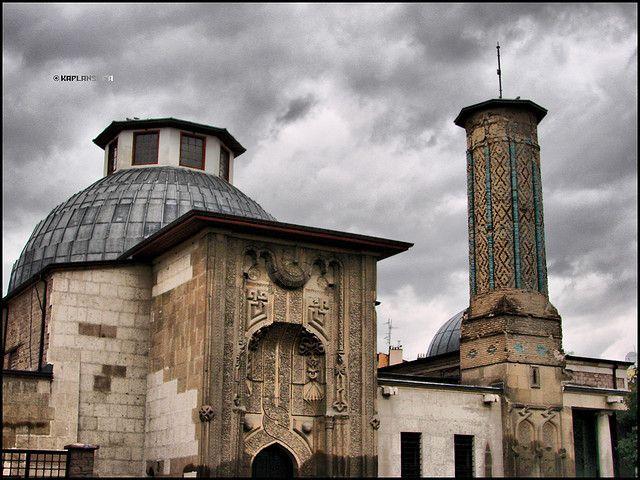 İnce Minareli Medrese-konya