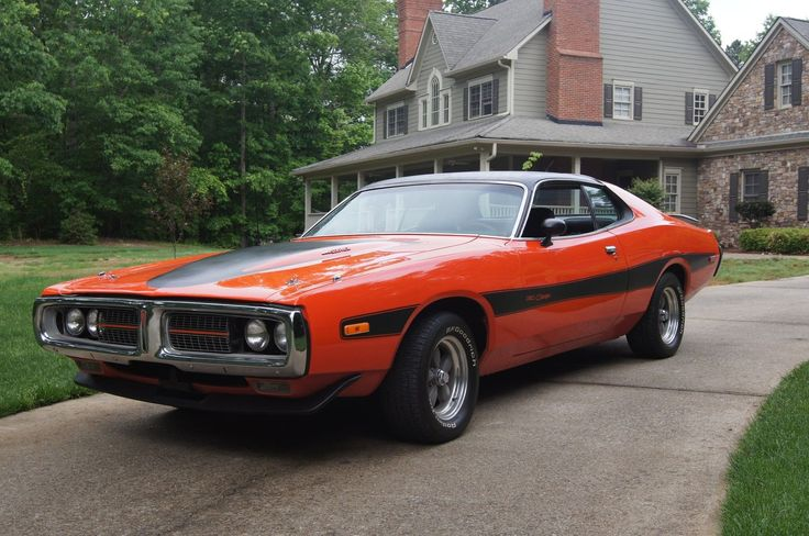 1973 Dodge Charger 440 Six Pack Amp Pistol Gripped 4 Speed