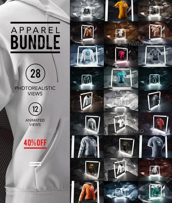 Download Apparel Clothing Mock Up Bundle Clothing Mockup Hoodie Mockup Free Mockup Design