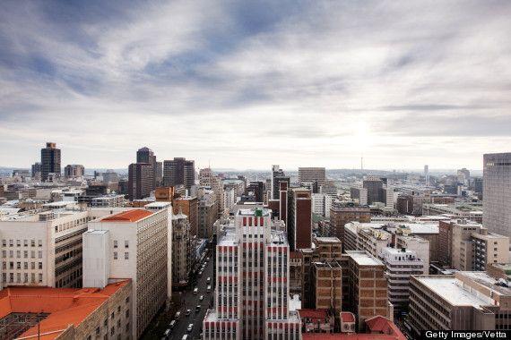 남아프리카공화국의 요하네스버그