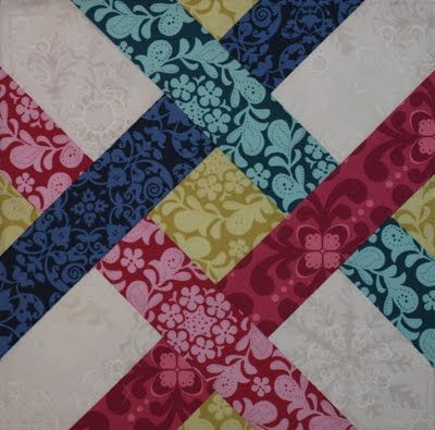 love this pattern - would like to see effects of repeating block in this color pattern - think it would be very cool