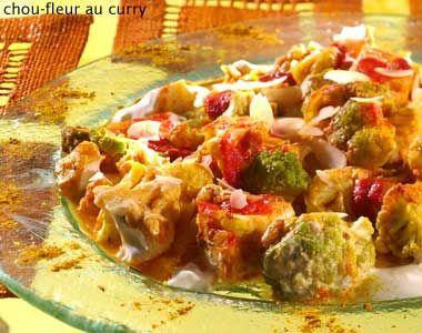 Cavolfiore al curry: Ricette de Cavolfiore al curry - Tutto Gusto