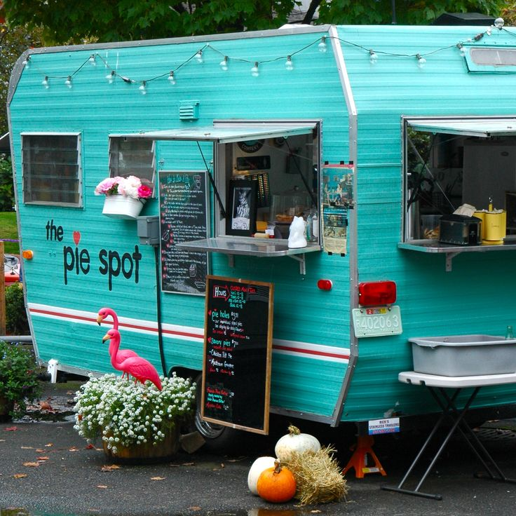 75 Best Caravan Food Ideas Images On Pinterest: 25+ Best Ideas About Food Trailer On Pinterest
