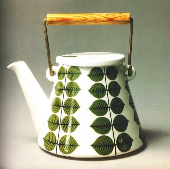 Les carnets du design » Vintage, Stig Lindberg, Sweden, pour Gustavsberg 1960