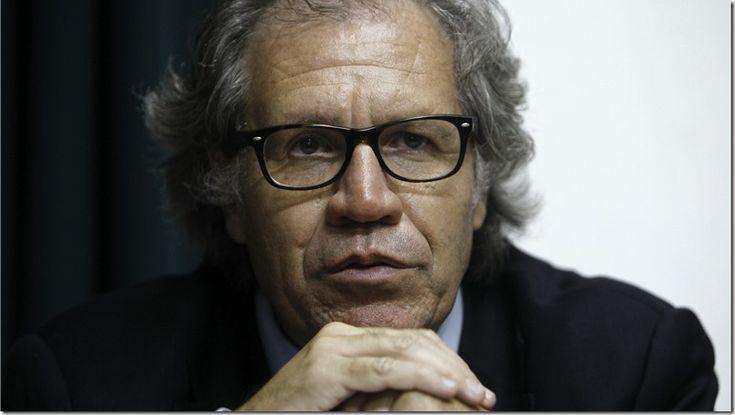 """Almagro alerta de erosión democrática en Venezuela y """"golpe"""" a electores http://www.inmigrantesenpanama.com/2016/01/13/almagro-alerta-erosion-democratica-venezuela-golpe-electores/"""