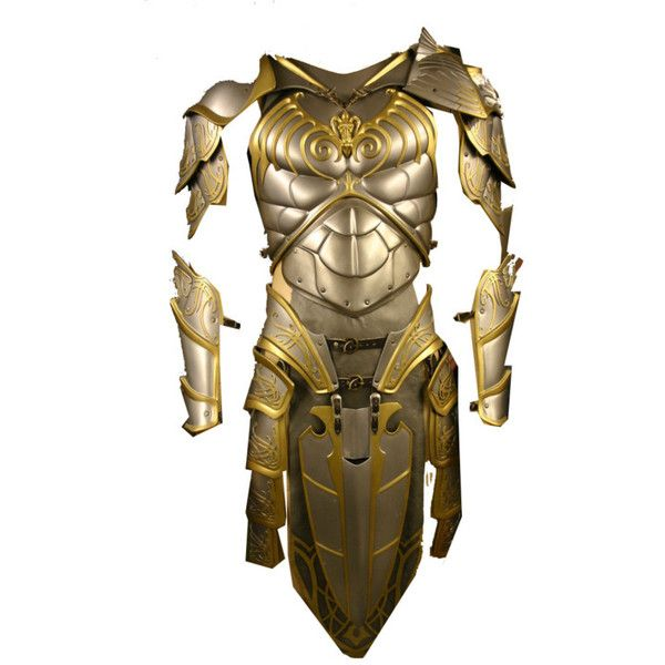 Fantasy Armor Liked On Polyvore