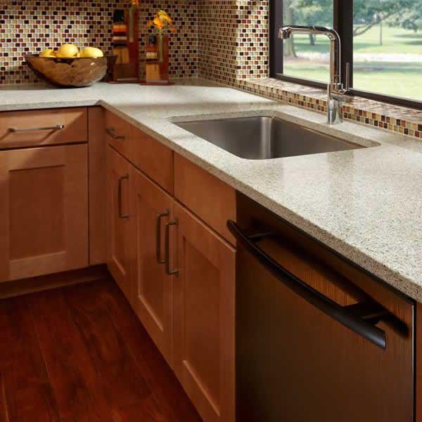 Kitchen Countertop And Backsplash Combinations