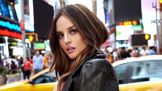 How To Rock The Matte Runway-Ready Pout Like Georgina Wilson