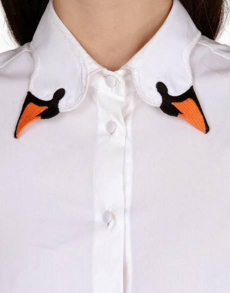 Trend Alert: Embroidered collars