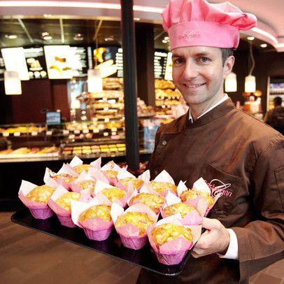 Confiserie Alpenstrasse mit Matthias Bachmann und Muffins Bäckerei