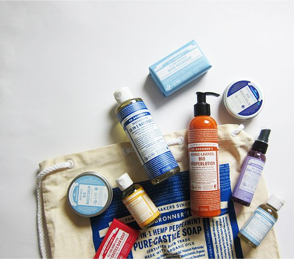 Organic Brand Love Dr Bronner S Beauty Blogs Haare Pflegen