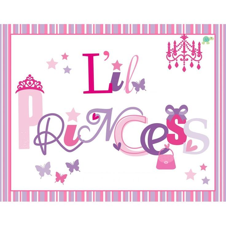 Lil Princess print  @LadybirdToTheTurtle