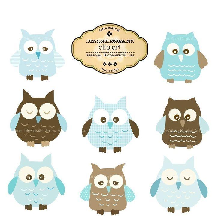 owl clip art pinterest - photo #15