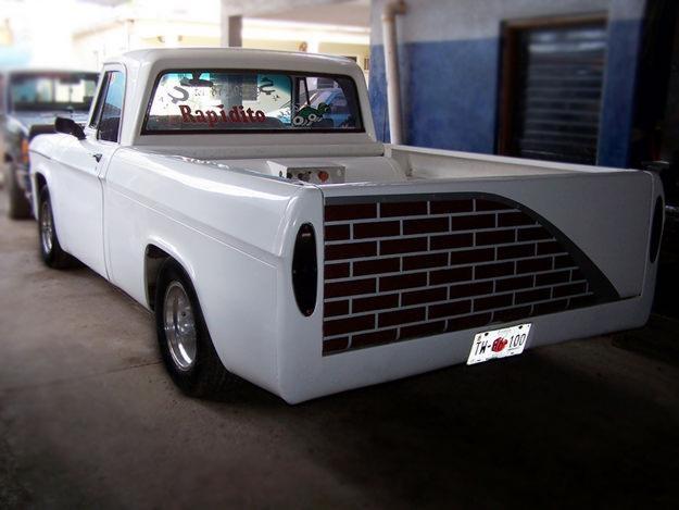 camioneta del año 1957