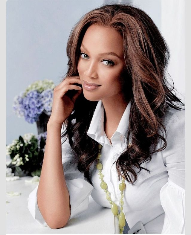 Tyra Banks Famous For: 81 Best Women Role Models Images On Pinterest