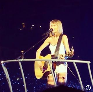 1989 City: Taylor Swift Detroit's Ford Field 2015 - My Concer...