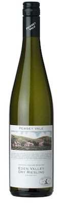 2011 Pewsey Vale Eden Valley Dry Riesling