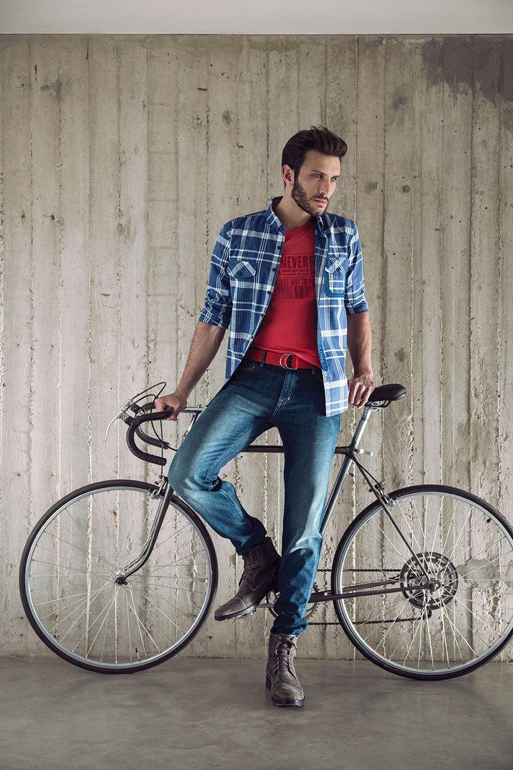 ARTURO CALLE Jeanswear