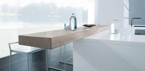 Strakke bar   next125 bar - Product in beeld - Startpagina voor keuken ideeën | UW-keuken.nl