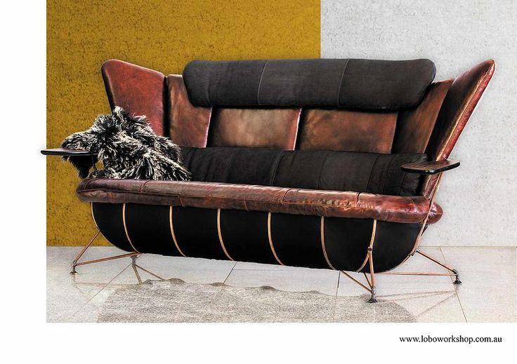 Lobo Workshop Three seater