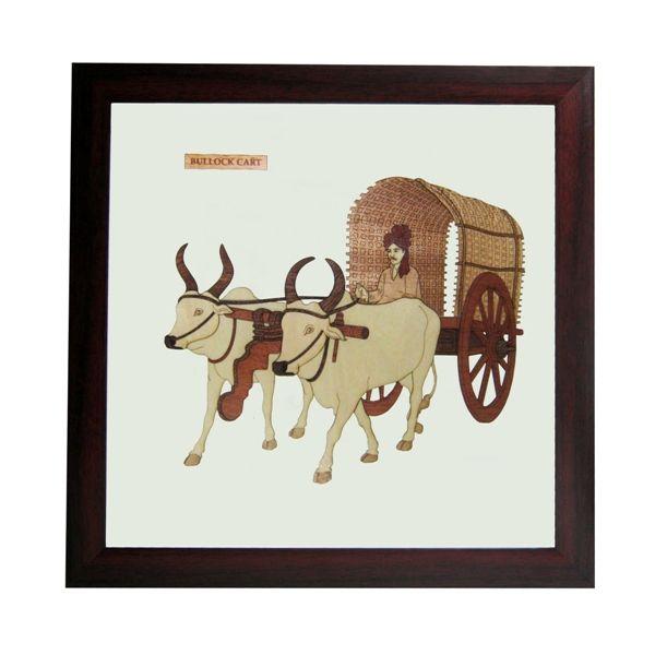 Bullock Cart Frame - Rs.1,980