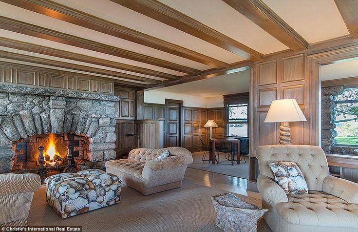 New York Island mansion Higgins Group