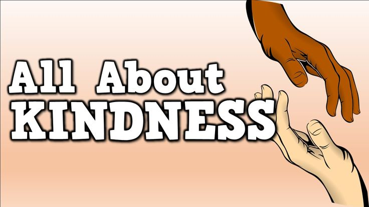 All About Kindness (song for kids about doing good deeds)