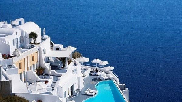 KATIKIES HOTELS IN OIA, GREECE