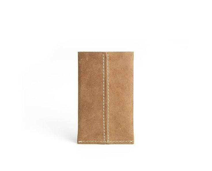 Card Wallet è un elegante porta biglietti da visita/carte di credito/tessere in pelle naturale. Distinguiti nei dettagli. Spedizione express gratuita!