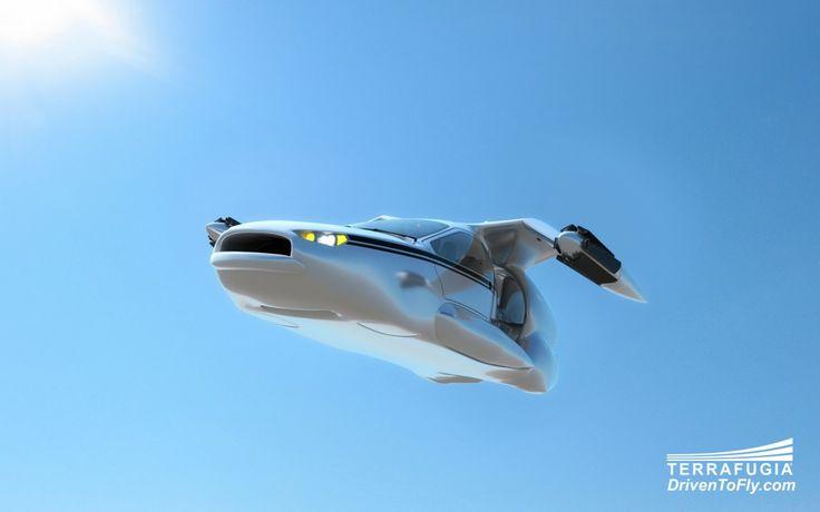 Terrafugia Already Planning Second Flying Car: Video