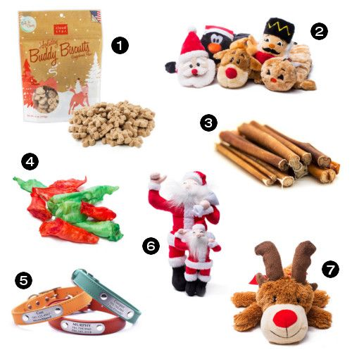 Discounted Holiday Dog Treats, Toys, and More from Doggyloot - Dog Milk