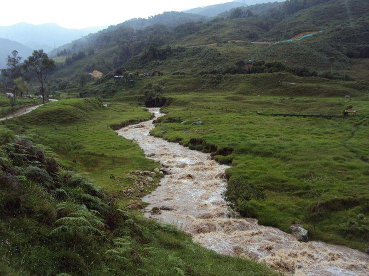 #Cristales Caminata El Picacho - Julio 18 de 2010