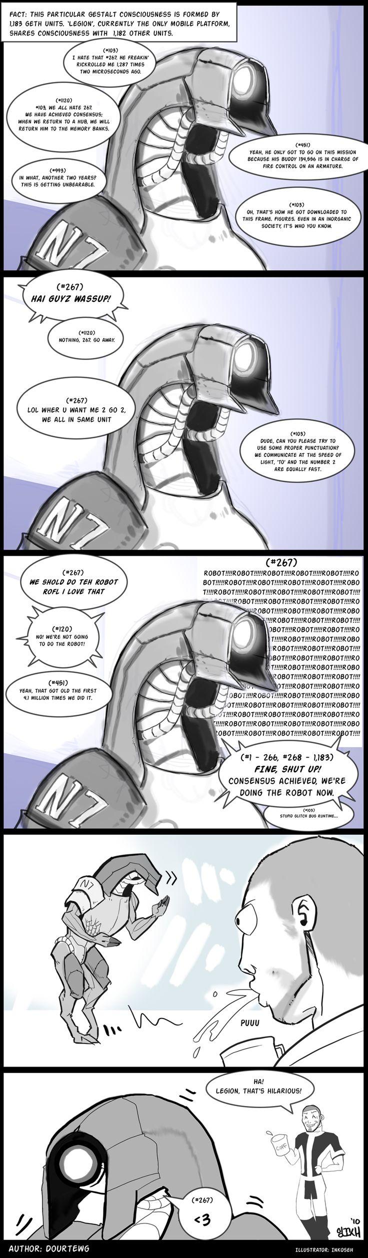 Mass Effect Consensus Achieved by bleedingcrow.deviantart.com on @deviantART