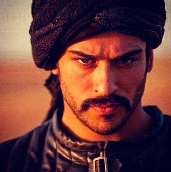 Turkish Actor Burak Özcivit