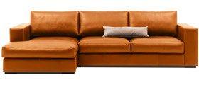 Sofás com chaise-longue - Qualidade da BoConcept