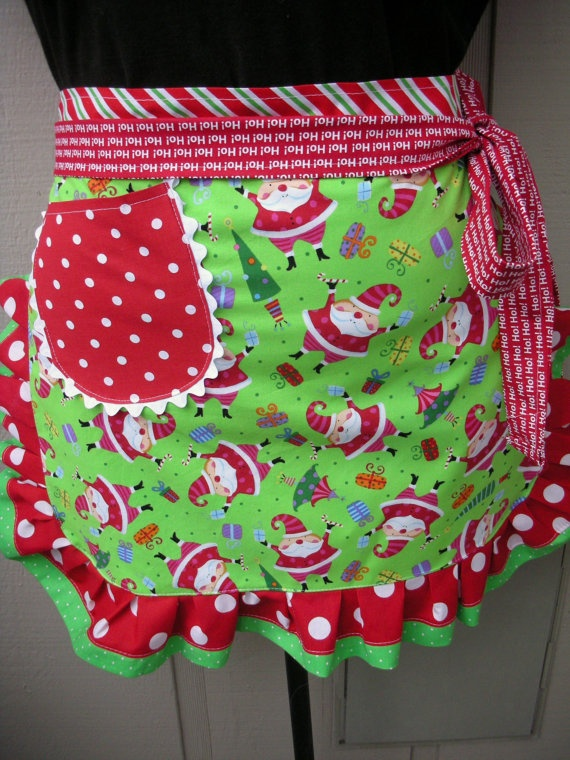 Kitchen Hot Pads Chicago Faucets 148 Best Christmas: Aprons Images On Pinterest   Christmas ...