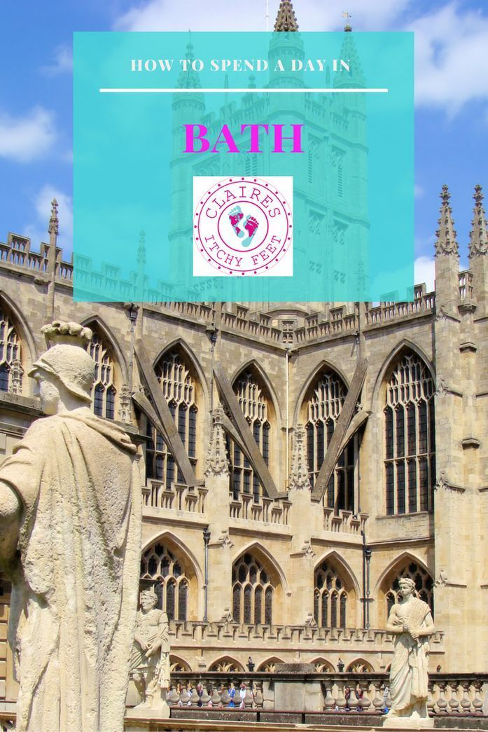 Thinking of Visiting Bath in the UK?  Even though I only had a day in Bath, it was just long enough to explore this incredible city. read all about my day in this wonderful city.  Visit Bath | Visit England | Visit UK | Travelling in England | Thinks to d