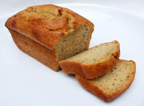 Quick and Easy Eggless Banana Bread. This reminds me of my original egg free fruit purée muffin recipe (which is lost on my dead hard drive ). Might try this one, subbing half yogurt for butter.