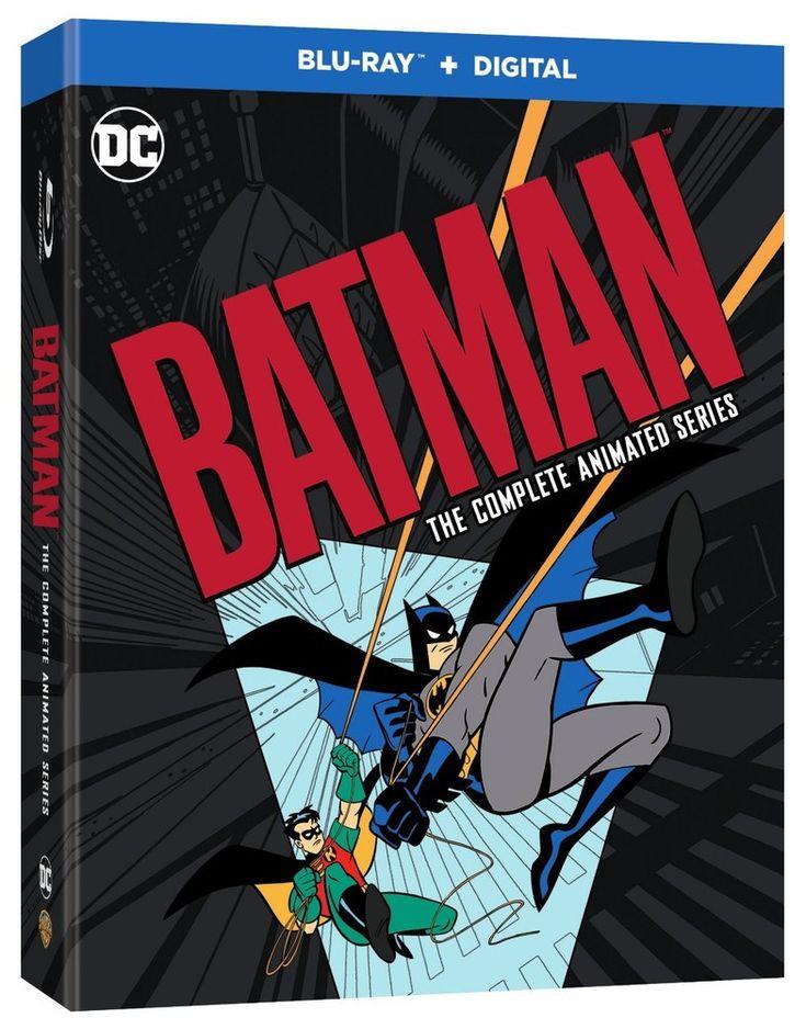 Batman The Complete Animated Series Bluray Batman